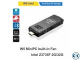 W5 Intel Z3735F Duel Boot MINI pocket pc