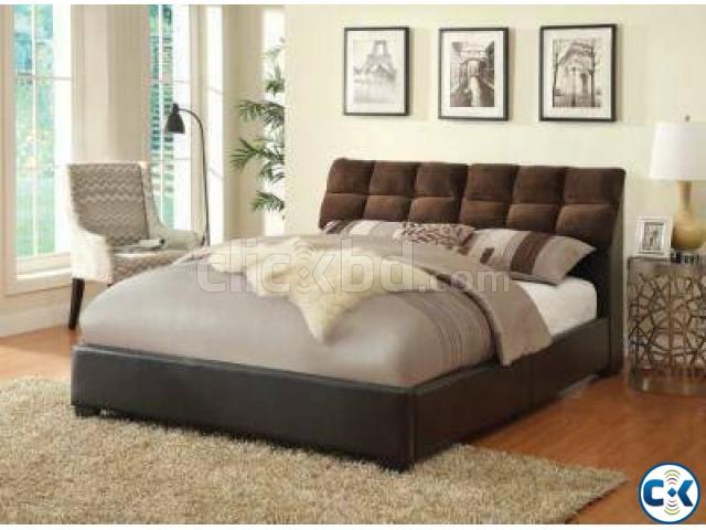 BACK SIDE BOX AMERICAN DESIGN BED | ClickBD