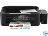 Epson L355 Ink Tank Wireless Wi-Fi All-in-One Photo Printer