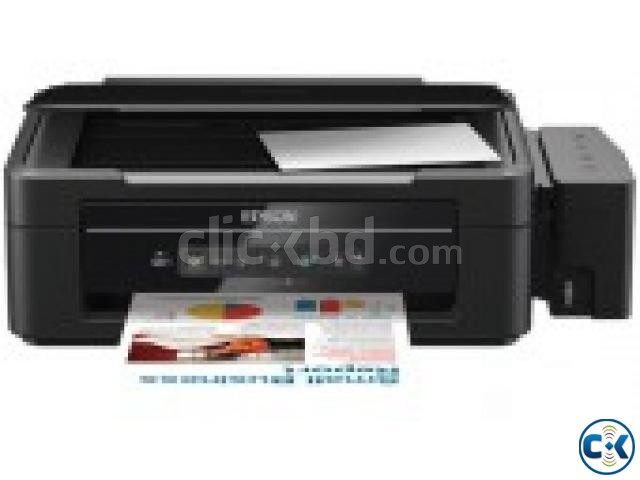 Epson L355 Ink Tank Wireless Wi-Fi All-in-One Photo Printer | ClickBD large image 0