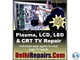 LCD LED 3D TV REPAIR With Warranty in Delhi DelhiRepairs
