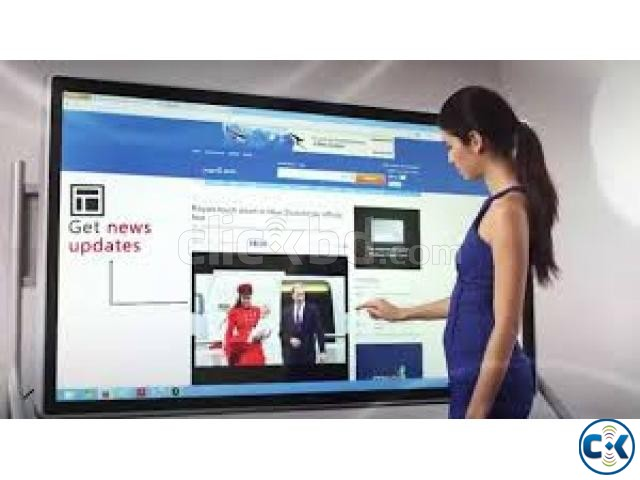 T-Screen Multimedia Interactive System 70 - Toshiba TF -70 | ClickBD large image 1