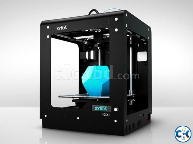 ZORTRAX M200 3D PRINTER. | ClickBD large image 1