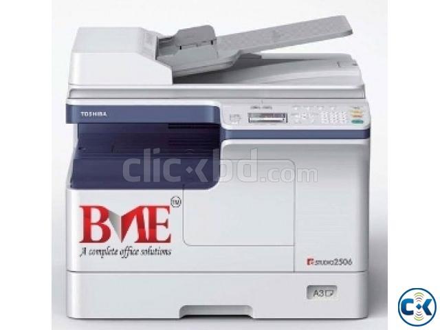 Toshiba e-Studio 2006 Black White A3 MFP Copier | ClickBD large image 0