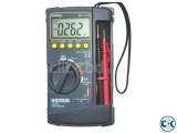 SANWA CD800a DIGITAL Multimeter-JAPAN