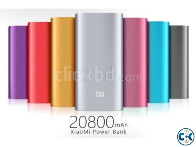 XiaoMi power bank 20800mAh | ClickBD large image 0