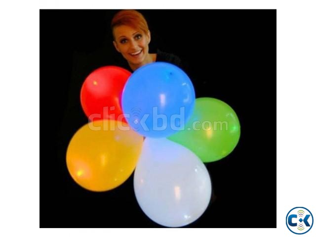 Color Changing Magic LED Balloons | ClickBD large image 0