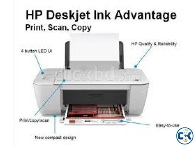 HP Deskjet Ink Advantage 1515 All-in-One Printer HP Deskjet | ClickBD large image 0