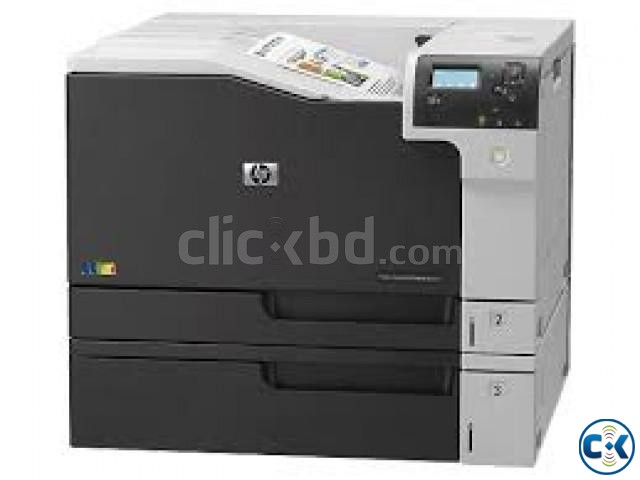 HP Color LaserJet Enterprise M750dn Printer | ClickBD large image 0