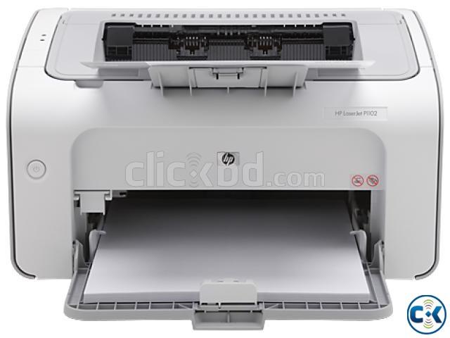 HP Laserjet Professional P1102 Printer | ClickBD large image 0