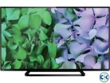 TOSHIBA FULL HD 40L2550VM LED TV
