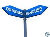 Outsourcing in your house