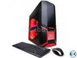 Desktop Intel Core i7 6th Gen 8GB RAM Gigabyte G1 Gaming PC