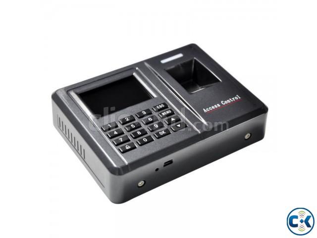 Zk software standalone fingerprint time attendance access co | ClickBD