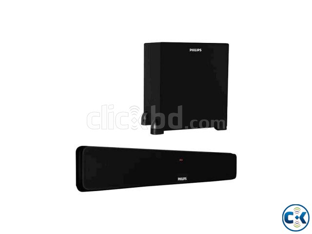Philips Home Theater HTL2163B soundbar | ClickBD large image 0
