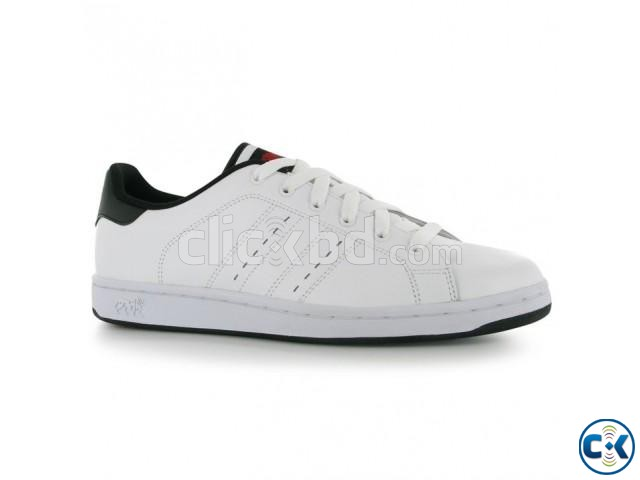 Lonsdale Leyton Leather Mens Trainers | ClickBD large image 0