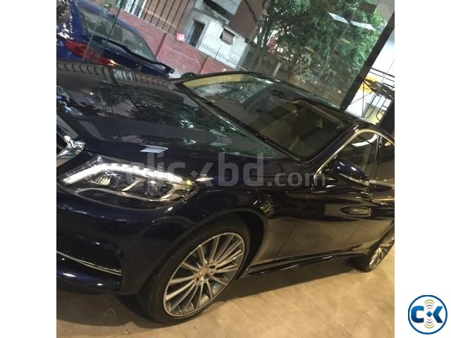 Mercedes Benz S class S300 | ClickBD large image 0