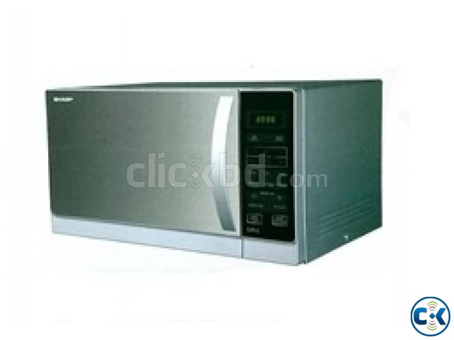 SHARP R-84A0 ST V MICROWAVE OVEN | ClickBD large image 0