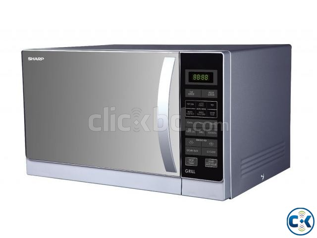 SHARP R-84A0 ST V MICROWAVE OVEN | ClickBD large image 1