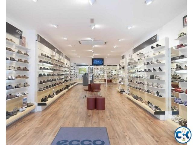 Shoe Shop Interior Design | ClickBD large image 0