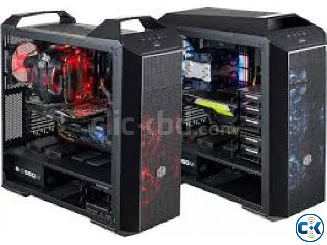 Intel Core i7-5930K ASUS X99 Delux Motherboard Gaming pc | ClickBD large image 0
