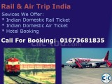 Indian Domestic Air Ticket