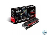 ASUS STRIX-R9390X-DC3OC-8GD5-GAMING Graphics Card