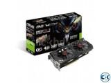 ASUS STRIX-GTX970-DC2 OC-4 GB DDR-5 Graphics Card