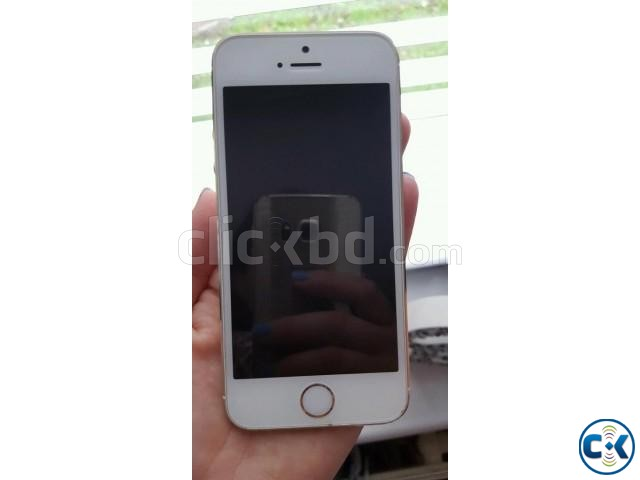 Apple iPhone 5S 16GB Gold | ClickBD large image 0