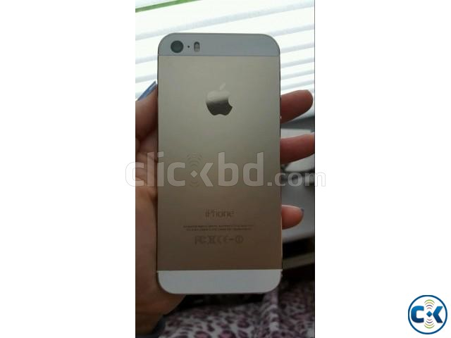 Apple iPhone 5S 16GB Gold | ClickBD large image 2