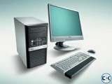 Mini Speaker Intel i5 500gb hdd 17