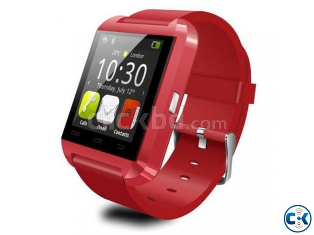 Android Wrist Gear Mobile Watch | ClickBD large image 0