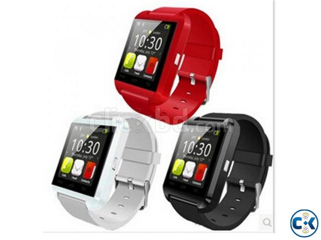Android Wrist Gear Mobile Watch | ClickBD large image 1