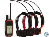 Garmin Alpha 100 Handheld with 3 TT15 Collars Cost 690 USD