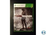 Xbox 360 game - Tomb raider original