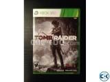 Xbox 360 game - Tomb raider original
