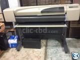 HP DesignJet 500PS Printer Plotter