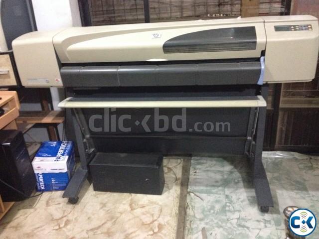 HP DesignJet 500PS Printer Plotter | ClickBD large image 0