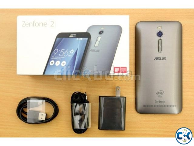 Brand New Asus Zenfone 2 32GB 551ML With 1 Yr Warranty | ClickBD large image 0