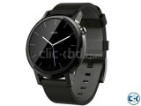 Brand New Moto 360 2nd Gen 46mm Lather See Inside