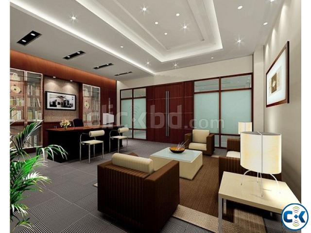 Office cabin interior decoration clickbd for Office cabin interior