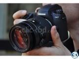 Used full boxed Samsung smart DSLR camera NX1
