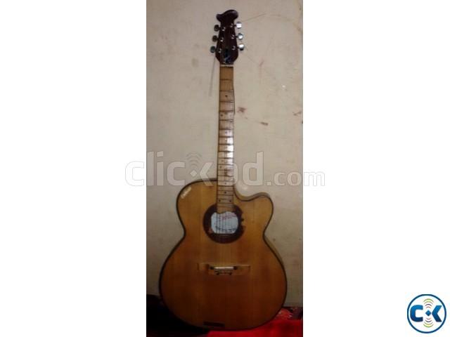 Rare Semi-Aquastic Guitar for Urgent sale | ClickBD large image 0