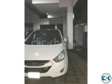 Hyundai Tucson 2012 13 White