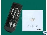 Remote Control switch-2 Light Fan