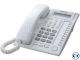 Panasonic Telephone Caller ID Wall Mount Corded KX-T7730