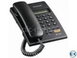 Panasonic Corded Telephone Landline KX-TS62 Basic Caller ID
