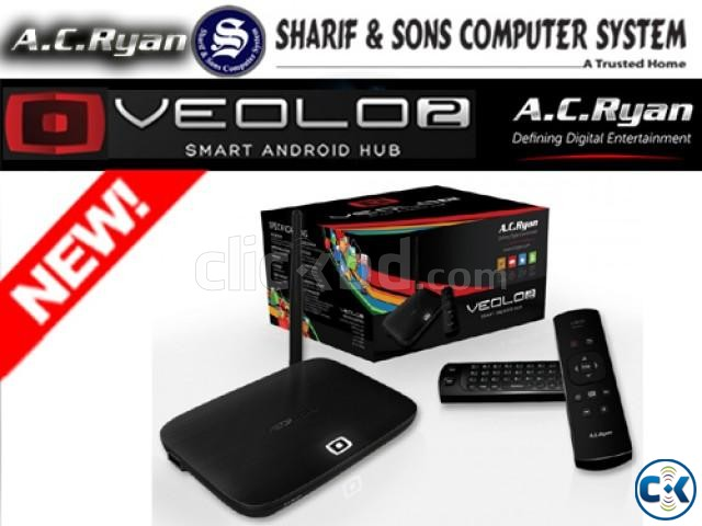 A.C Ryan-VEOLO2 Smart FullHD MediaPlayer-Android-Worlds No. | ClickBD large image 0