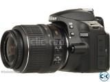 NIKON D3200 DSLR CAMERA-18-55 Lens