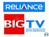 BIG tv recharge in Bangladesh